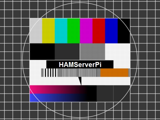 Testbild des Video-Servers